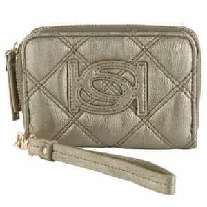 Bebe Quilted Wallet
